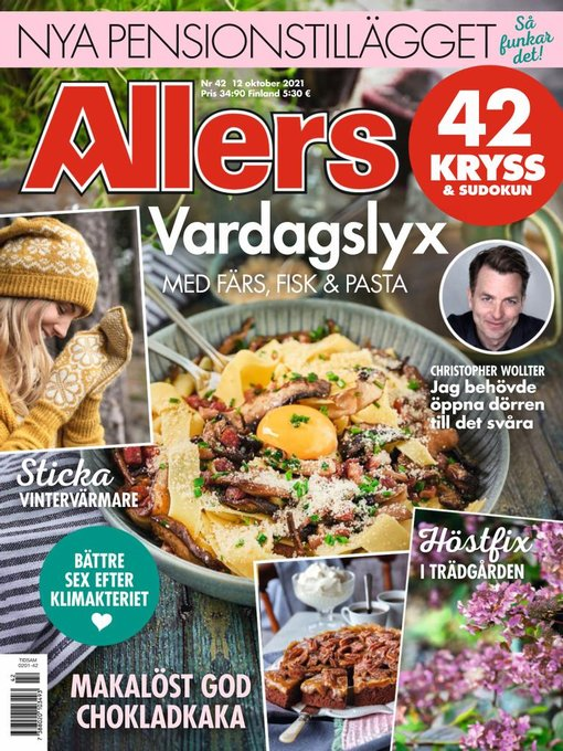 Cover image for Allers: Nr 42, 2021