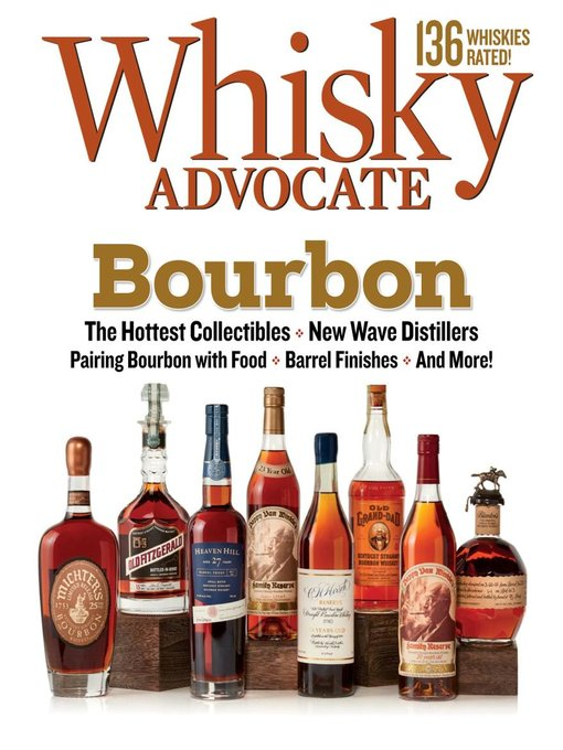 Title details for Whisky Advocate by M Shanken Communications - Available