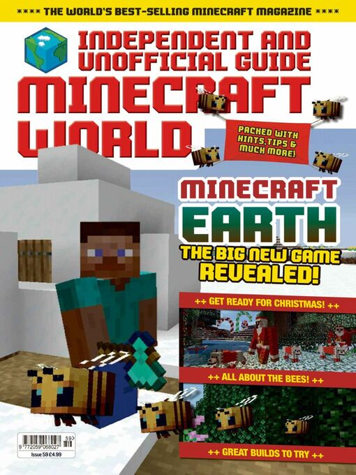 Minecraft World Magazine