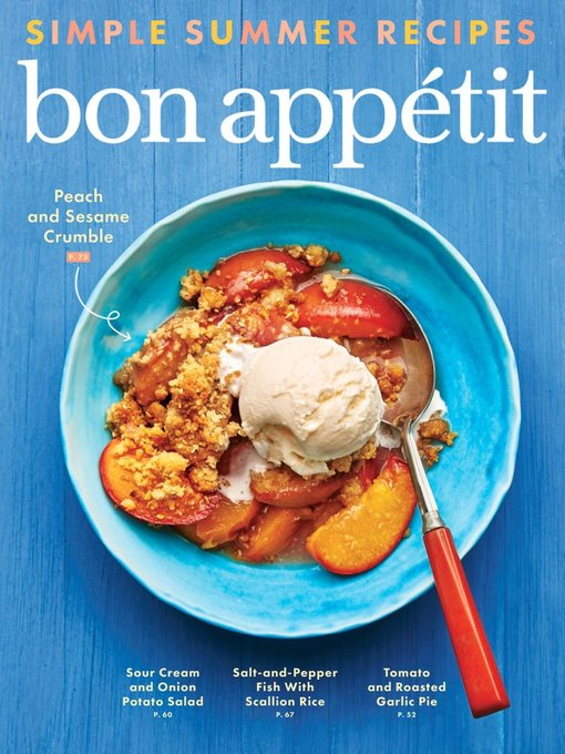 Title details for Bon Appetit by Conde Nast US - Available