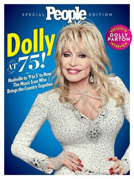 People Dolly at 75!