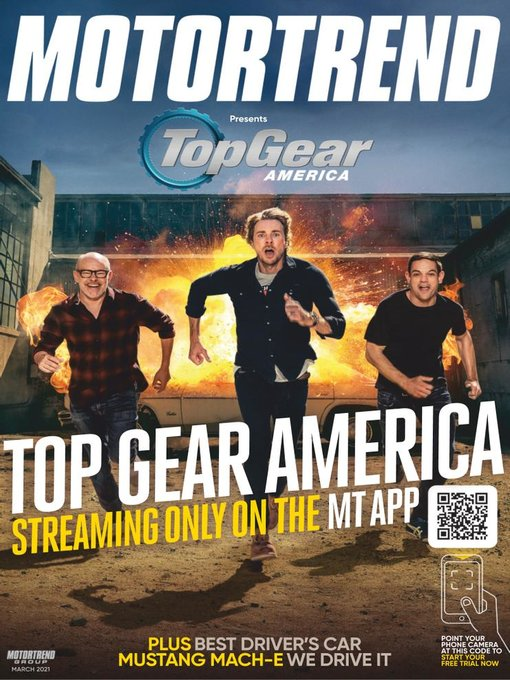 Title details for MotorTrend by MOTOR TREND GROUP, LLC - Available