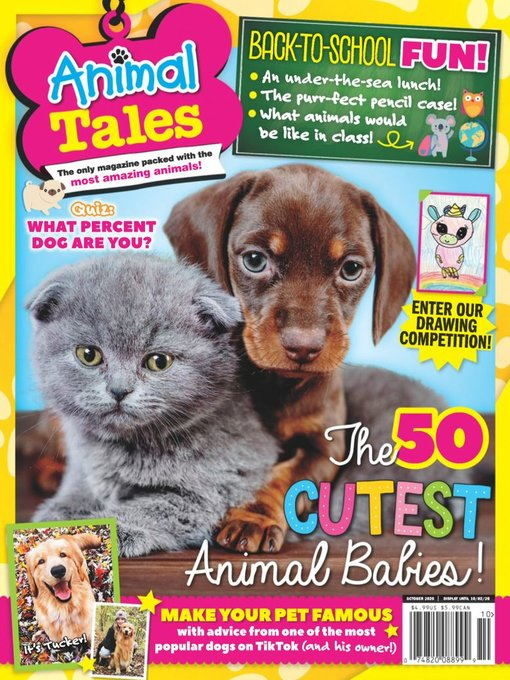 Title details for Animal Tales by A360 Media, LLC - Available