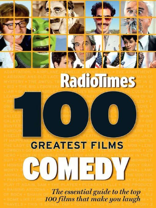 Title details for 100 Greatest Comedy Movies by Radio Times by Immediate Media Company London Limited - Available