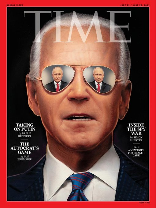 Title details for Time Magazine International Edition by Time Magazine UK Ltd. - Available