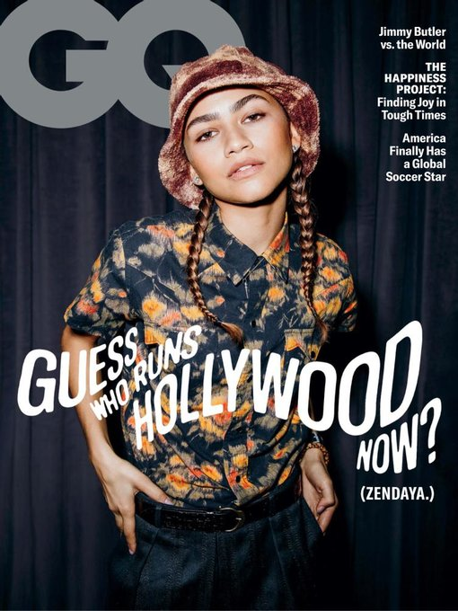 Title details for GQ by Conde Nast US - Available