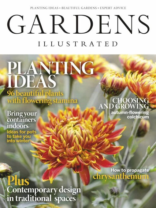 Title details for Gardens Illustrated Magazine by Immediate Media Company London Limited - Available