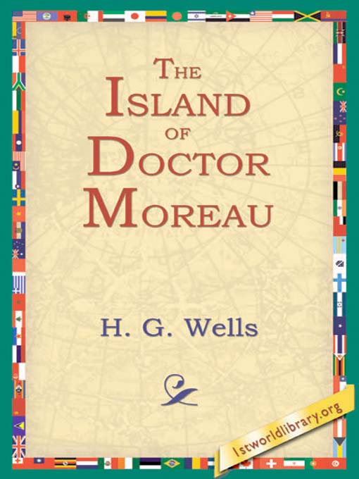 literary terms used in the island of dr moreau