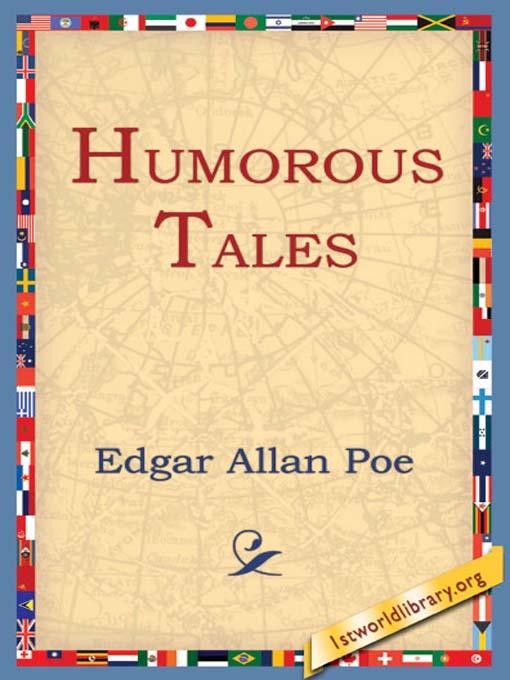 Title details for Humorous Tales by Edgar Allan Poe - Wait list