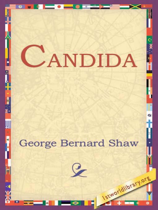 essays candida george bernard shaw