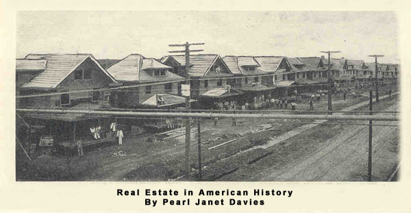 Cover of Real Estate in American History