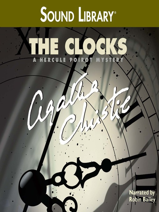 Title details for The Clocks by Agatha Christie - Wait list