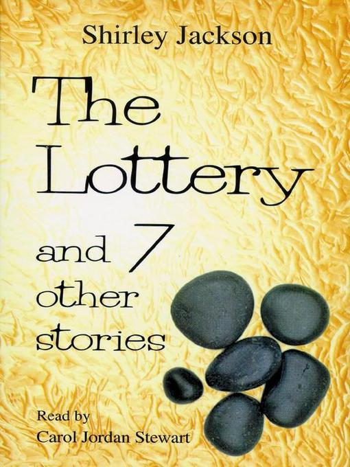 an analysis of jacksons the lottery as an allegorical short story