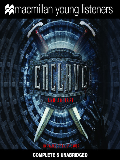 Title details for Enclave by Ann Aguirre - Wait list