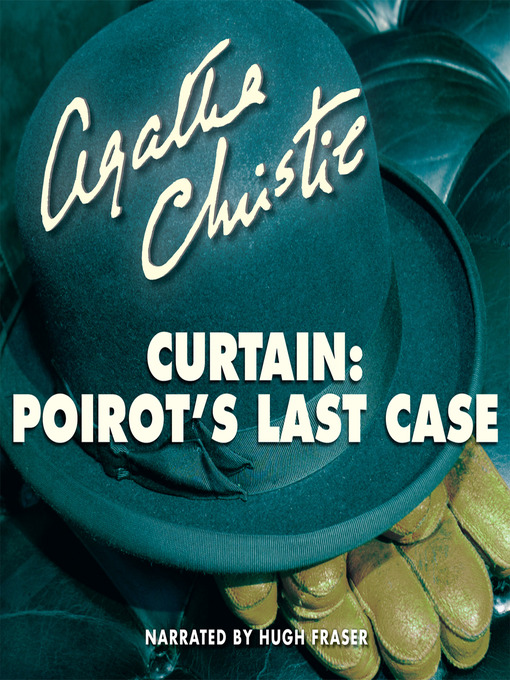 Title details for Curtain: Poirot's Last Case by Agatha Christie - Wait list