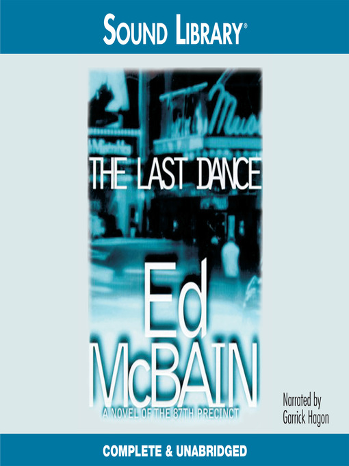 Title details for The Last Dance by Ed McBain - Available