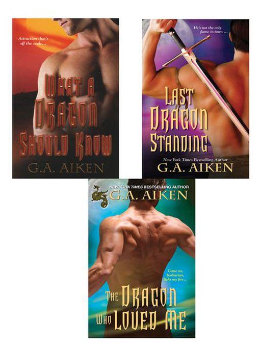 Title details for G. A. Aiken Bundle by G. A. Aiken - Available