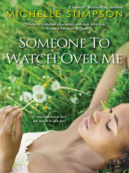 Title details for Someone to Watch Over Me by Michelle Stimpson - Wait list