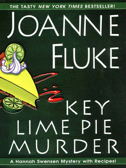 Title details for Key Lime Pie Murder by Joanne Fluke - Wait list