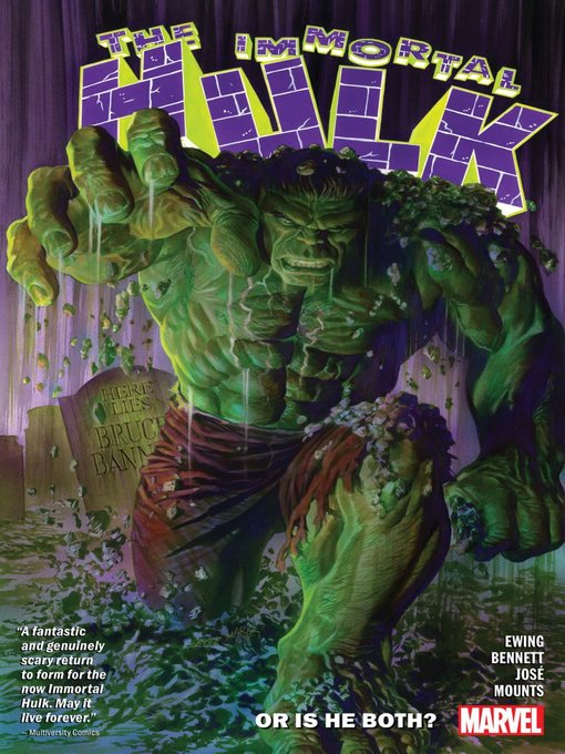 Title details for The Immortal Hulk (2018), Volume 1 by Al Ewing - Available