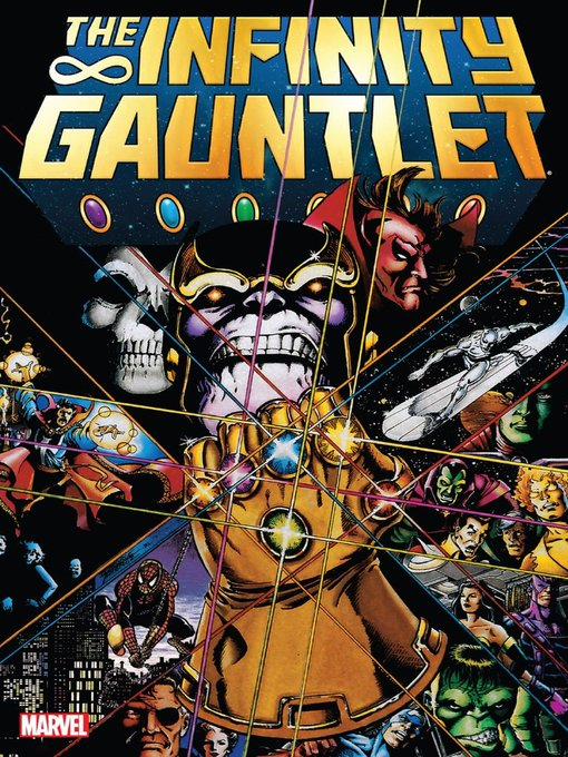 Title details for The Infinity Gauntlet by Jim Starlin - Available