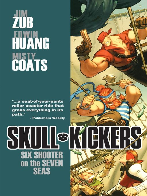 Title details for Skullkickers (2010), Volume 3 by Jim Zub - Available