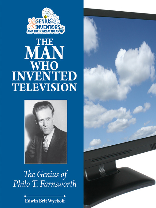 the life and contributions of philo t farnsworth ii Who is philo farnsworth the guy who invented the tv share to: eccles-jordan trigger circuit 163,744 contributions this circuit is used in most electronic digital.