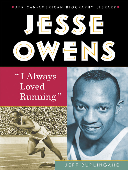 Cover of Jesse Owens