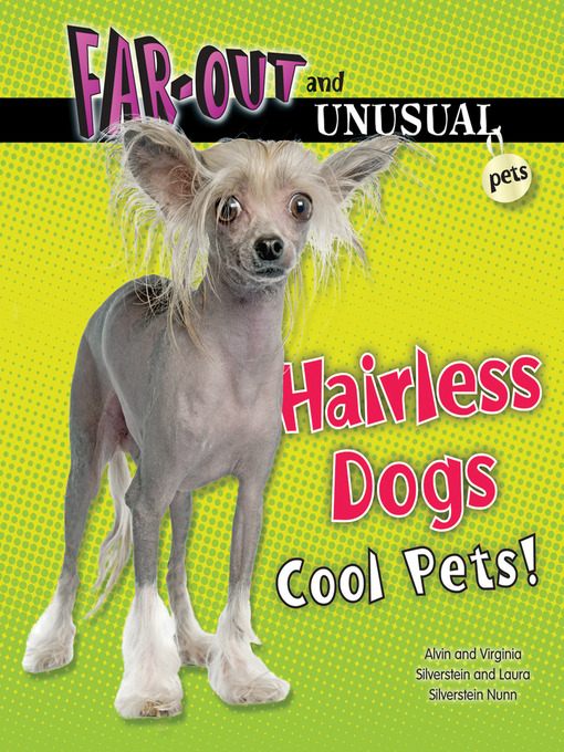 Title details for Hairless Dogs by Alvin Silverstein - Available