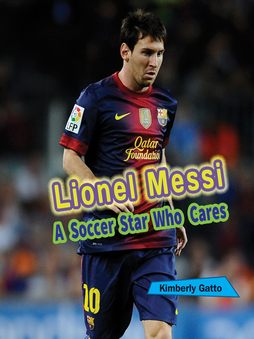Cover of Lionel Messi