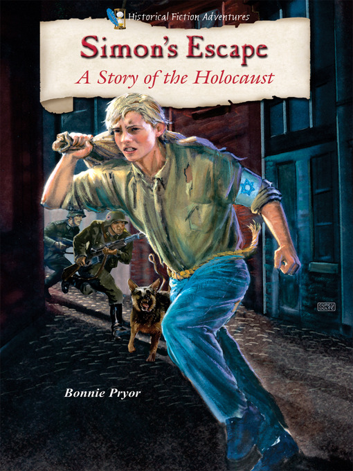 Cover image for Simon's Escape