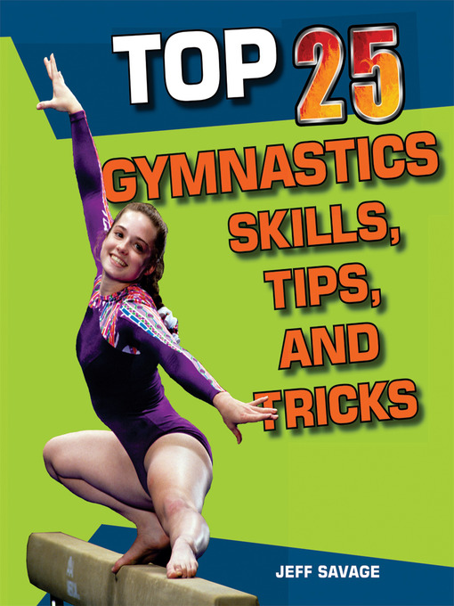 Cover of Top 25 Gymnastics Skills, Tips, and Tricks