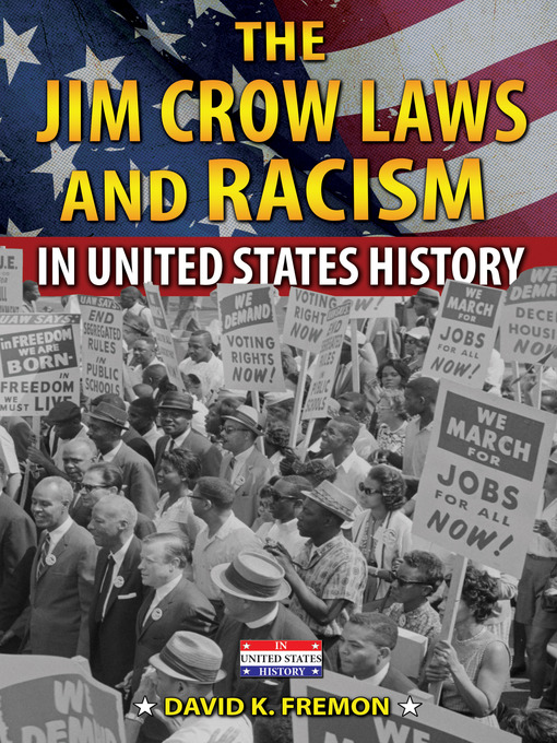 a history of jim crow laws in the united states Georgia and other southern states passed a wide variety of jim crow laws that segregation in the united states the history of jim crow.