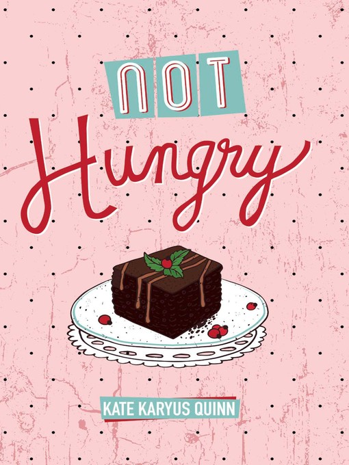 Cover image for book: Not Hungry