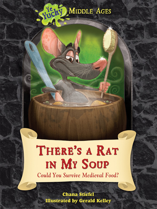There's a Rat in My Soup - OK Virtual Library - OverDrive