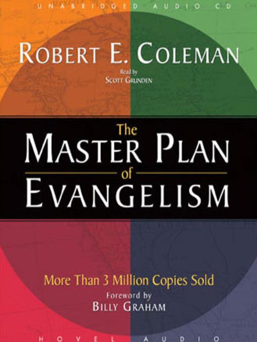 master plan of evangelism ebook