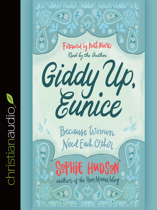 Title details for Giddy Up, Eunice by Sophie Hudson - Wait list
