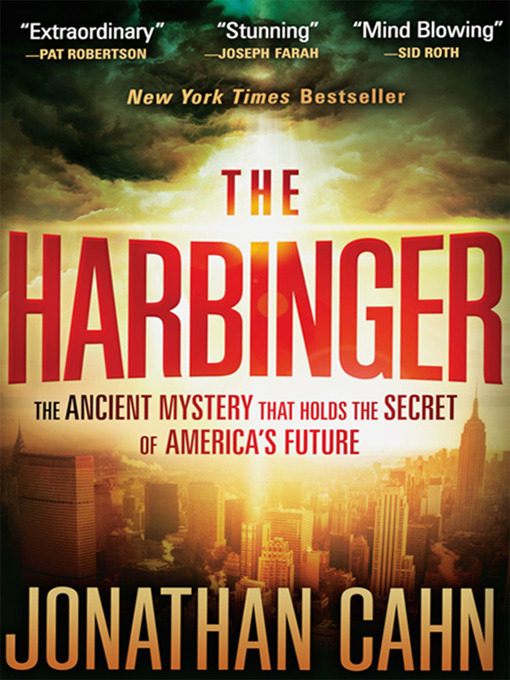 Title details for The Harbinger by Jonathan Cahn - Wait list