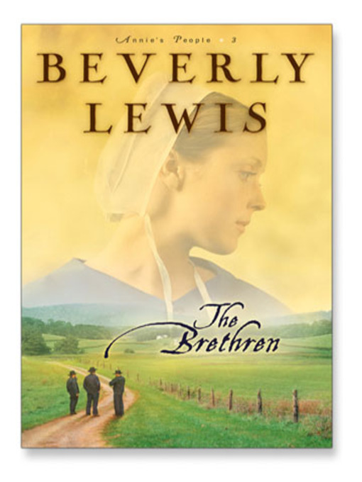Title details for The Brethren by Beverly Lewis - Wait list
