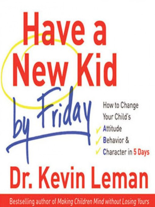 Title details for Have a New Kid by Friday by Kevin Leman - Wait list