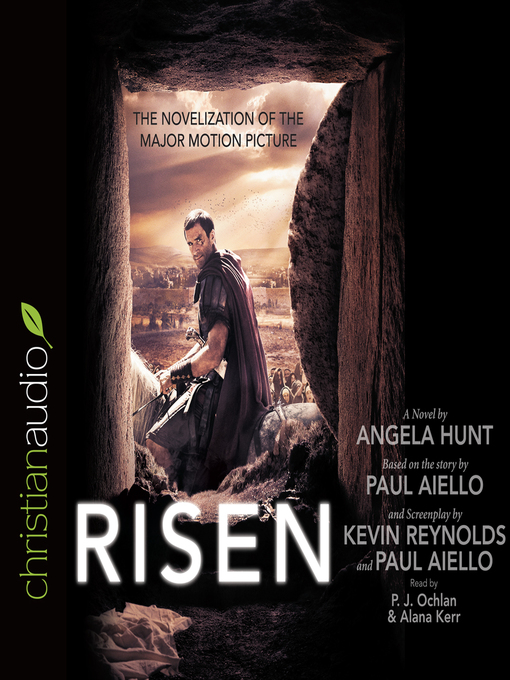 Title details for Risen by Angela Hunt - Wait list