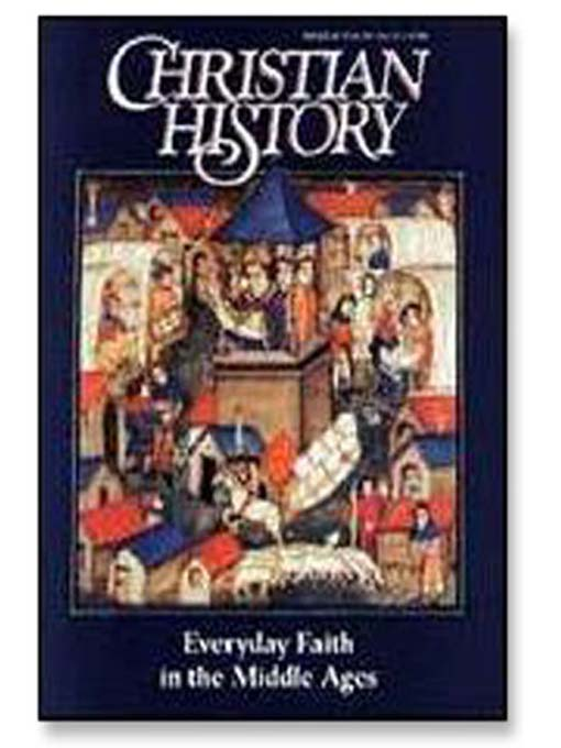 Cover image for Everyday Faith In the Middle Ages