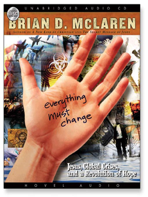 Title details for Everything Must Change by Brian McLaren - Available