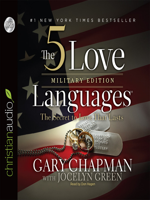 Title details for The 5 Love Languages Military Edition by Gary D. Chapman - Available