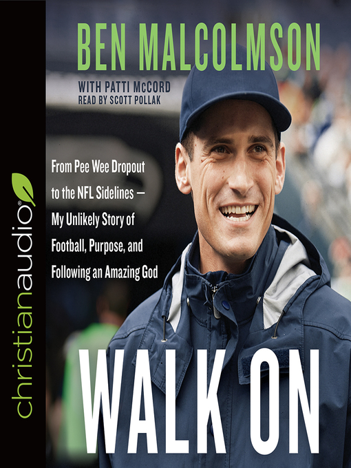 Title details for Walk On by Ben Malcolmson - Available