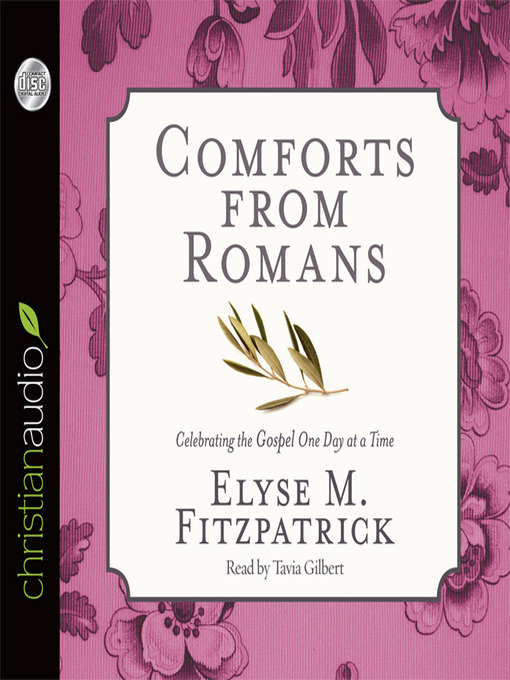 Title details for Comforts from Romans by Elyse M. Fitzpatrick - Wait list