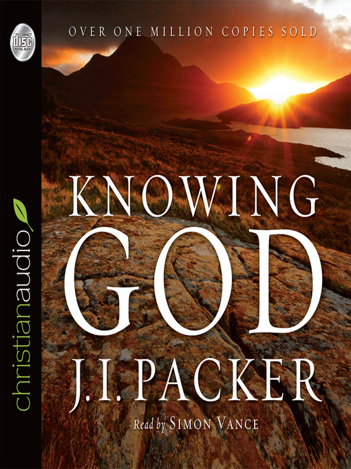 Title details for Knowing God by J. I. Packer - Wait list