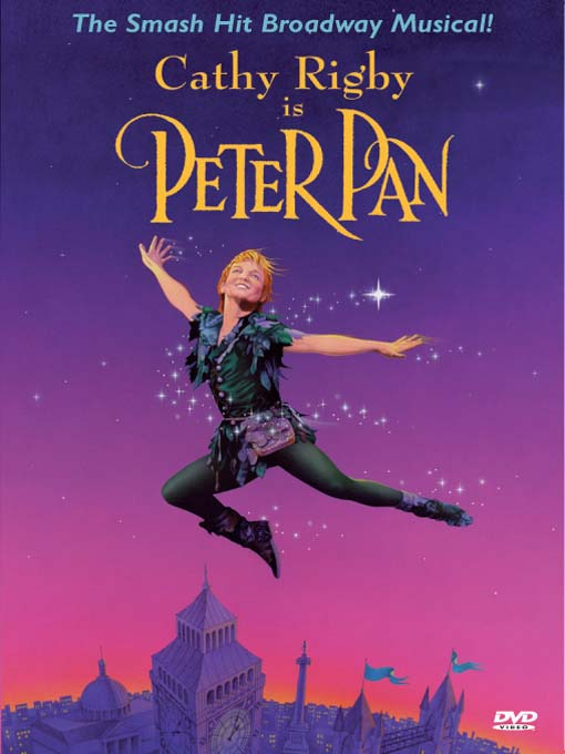 Title details for Peter Pan by Cathy Rigby - Wait list