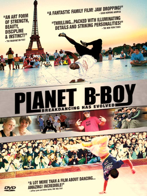 Title details for Planet B-Boy by Benson Lee - Wait list