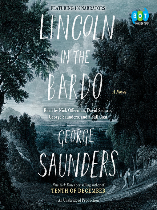 Cover of Lincoln in the Bardo